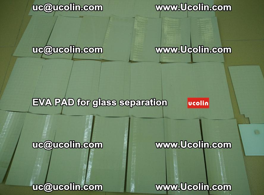 EVA PAD separating EVA PVB SGP safety laminated glass (3)