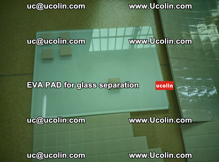 EVA PAD separating EVA PVB SGP safety laminated glass (50)