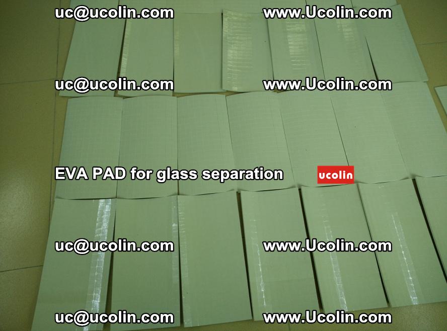 EVA PAD separating EVA PVB SGP safety laminated glass (6)