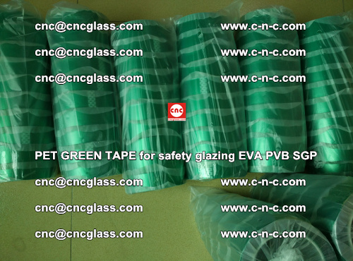GREEN TAPE for EVALAM interlayer film lamination (101)