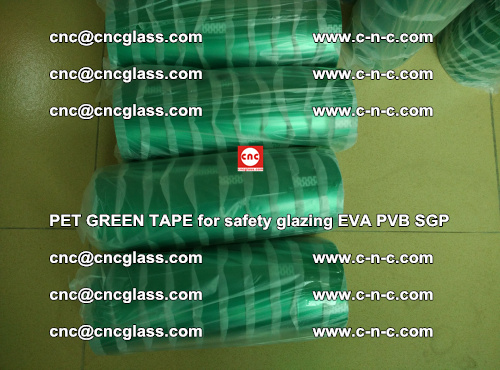 GREEN TAPE for EVALAM interlayer film lamination (118)