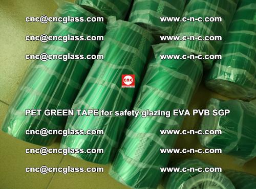 GREEN TAPE for EVALAM interlayer film lamination (200)