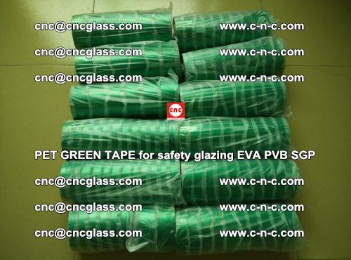 GREEN TAPE for EVALAM interlayer film lamination (210)
