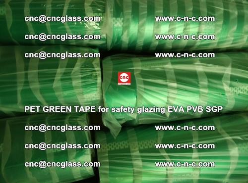 GREEN TAPE for EVALAM interlayer film lamination (247)