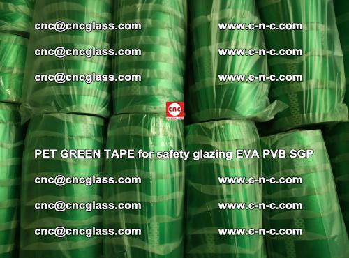 GREEN TAPE for EVALAM interlayer film lamination (256)