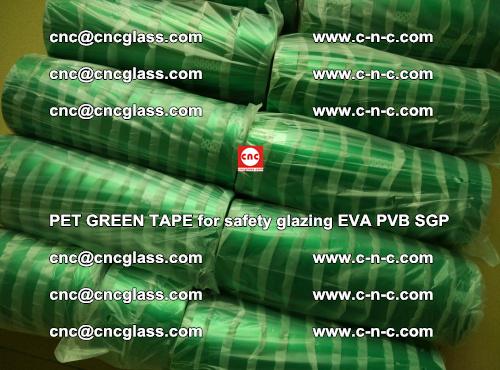 GREEN TAPE for EVALAM interlayer film lamination (264)