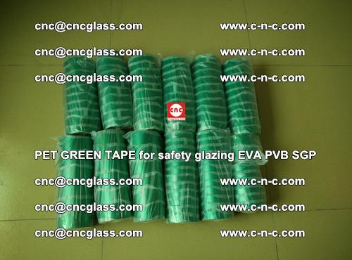 GREEN TAPE for EVALAM interlayer film lamination (275)