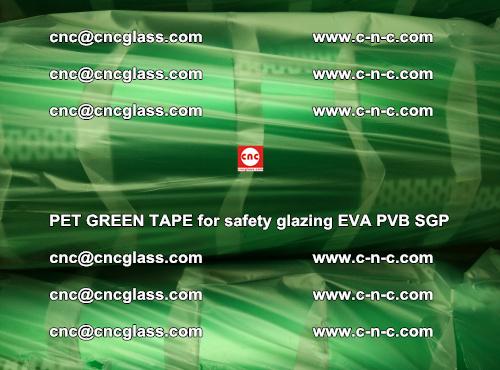 GREEN TAPE for EVALAM interlayer film lamination (286)