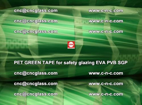 GREEN TAPE for EVALAM interlayer film lamination (293)