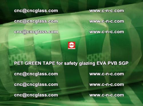 GREEN TAPE for EVALAM interlayer film lamination (305)