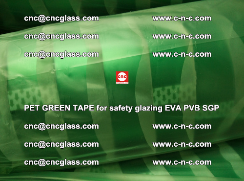 GREEN TAPE for EVALAM interlayer film lamination (309)