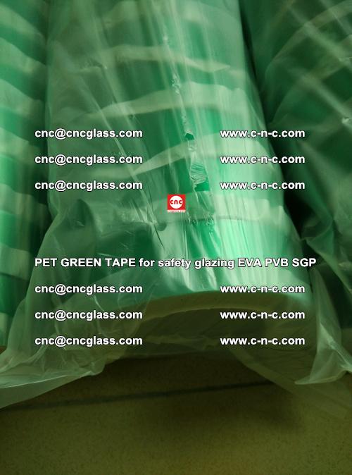 GREEN TAPE for EVALAM interlayer film lamination (318)