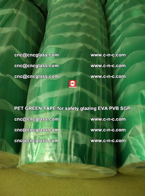 GREEN TAPE for EVALAM interlayer film lamination (325)