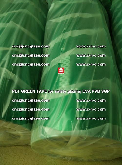 GREEN TAPE for EVALAM interlayer film lamination (335)