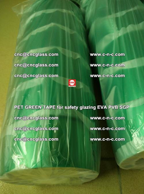 GREEN TAPE for EVALAM interlayer film lamination (339)