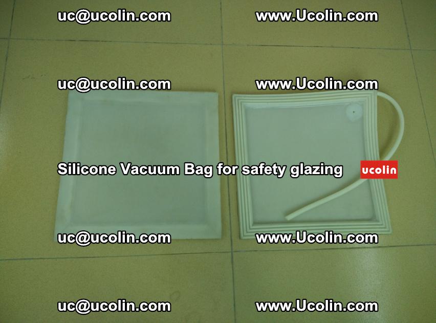 Silicone Vacuum Bag sample for safety glazing EVA PVB (101)