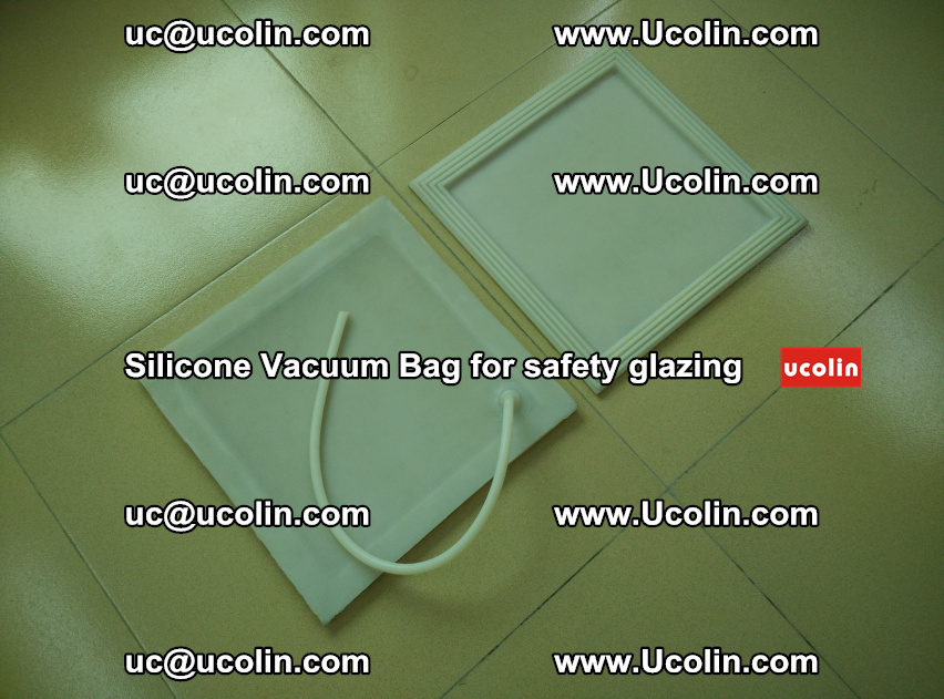 Silicone Vacuum Bag sample for safety glazing EVA PVB (18)