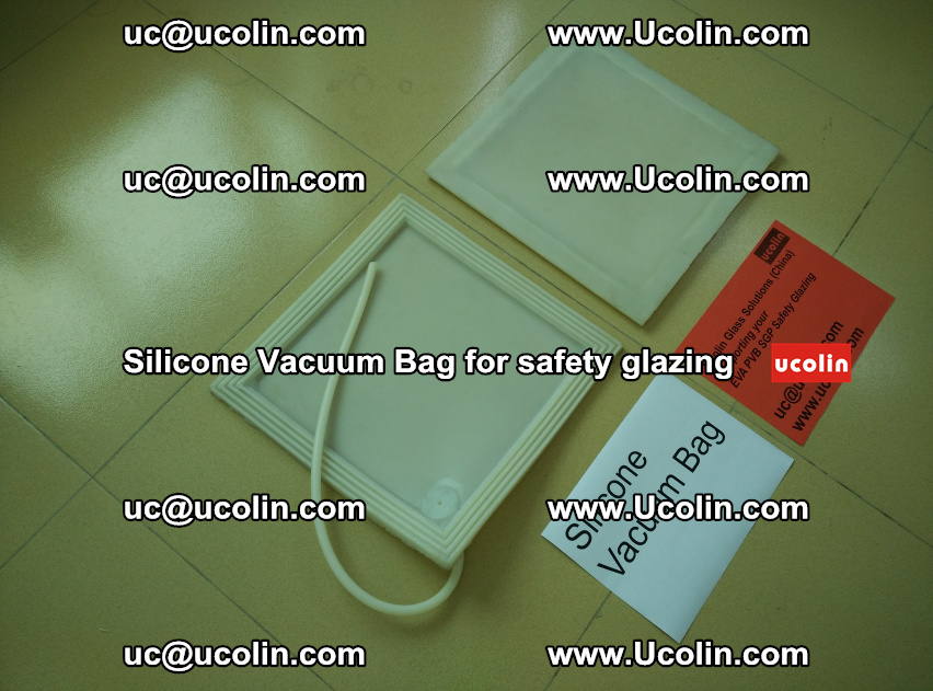 Silicone Vacuum Bag sample for safety glazing EVA PVB (51)