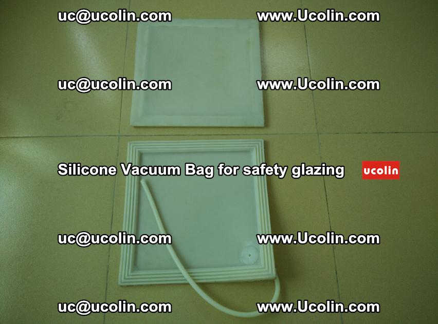 Silicone Vacuum Bag sample for safety glazing EVA PVB (97)