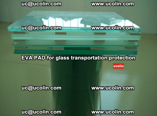 EVA CORK PAD for laminated safety glass transportation protection (13)