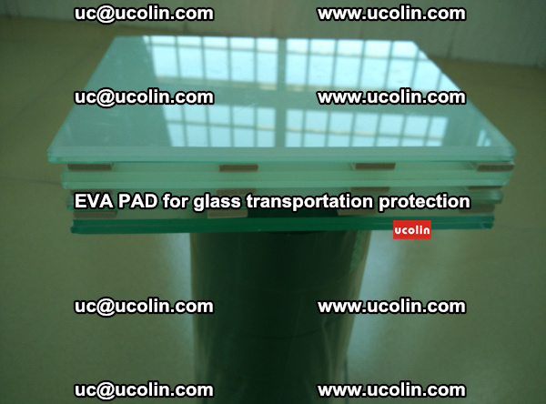 EVA CORK PAD for laminated safety glass transportation protection (41)