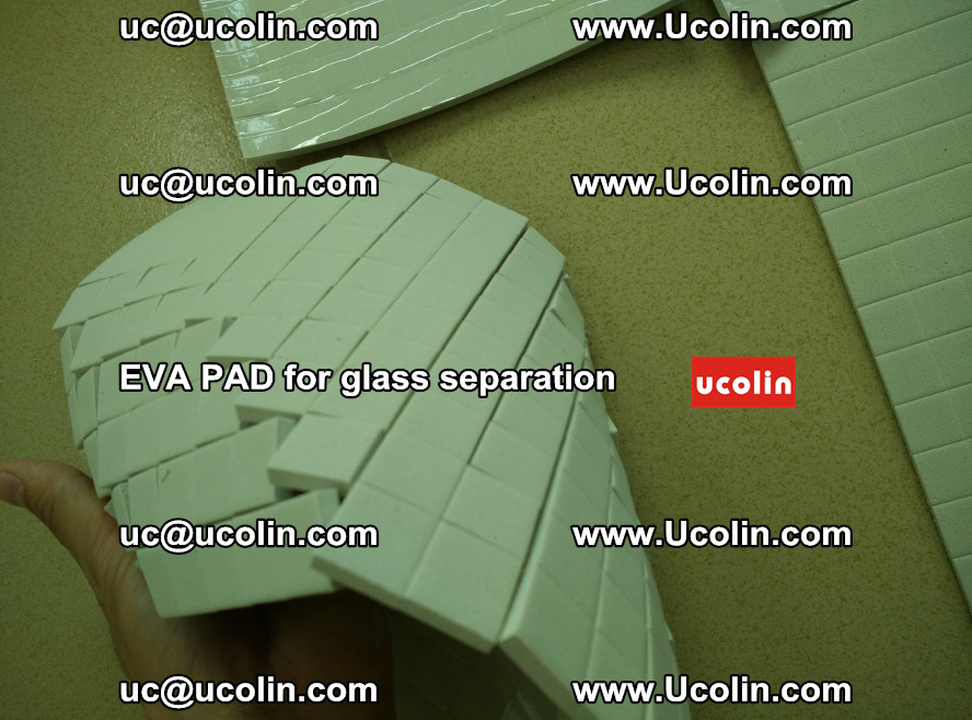 EVA PAD for safety laminated glass separation (28)