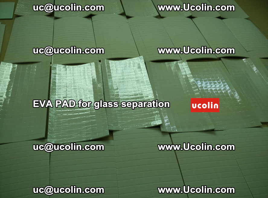 EVA PAD for safety laminated glass separation (37)