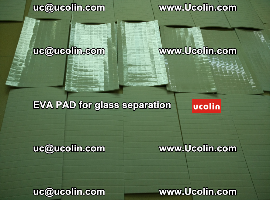 EVA PAD for safety laminated glass separation (43)