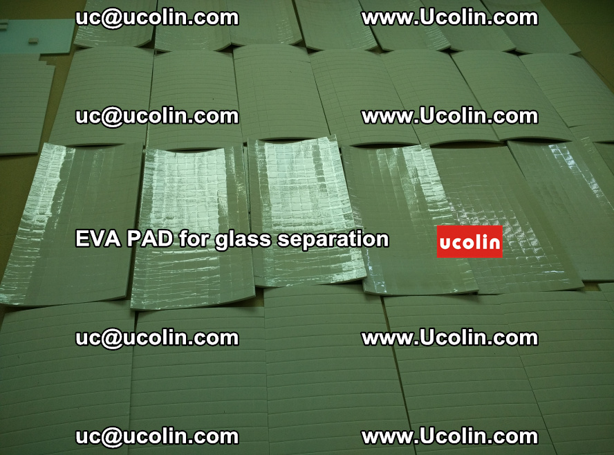 EVA PAD for safety laminated glass separation (44)