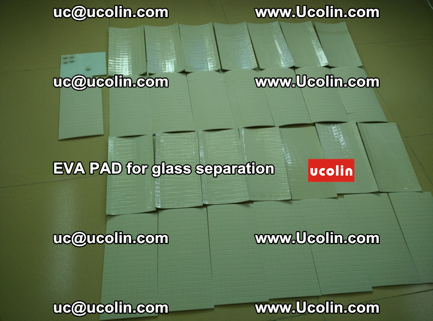 EVA PAD for safety laminated glass separation (48)
