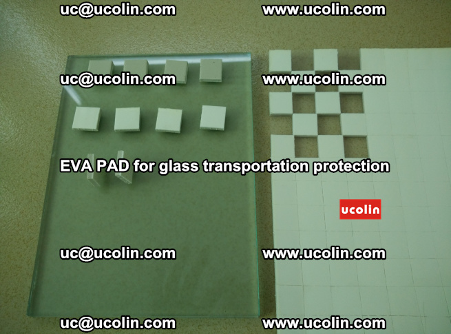 EVA PAD for safety laminated glass transportation protection (22)