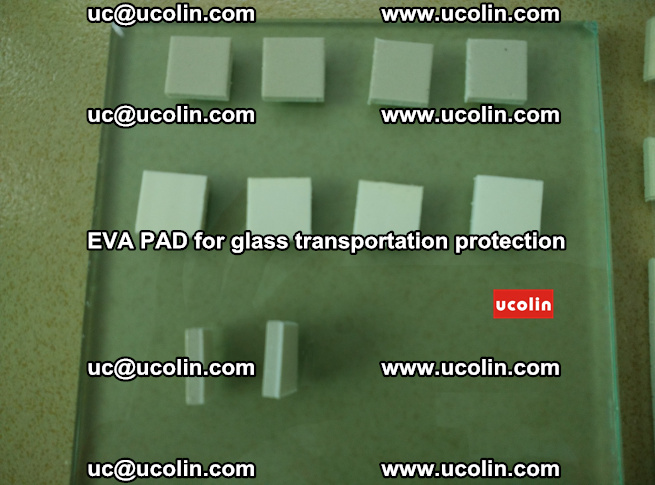 EVA PAD for safety laminated glass transportation protection (31)