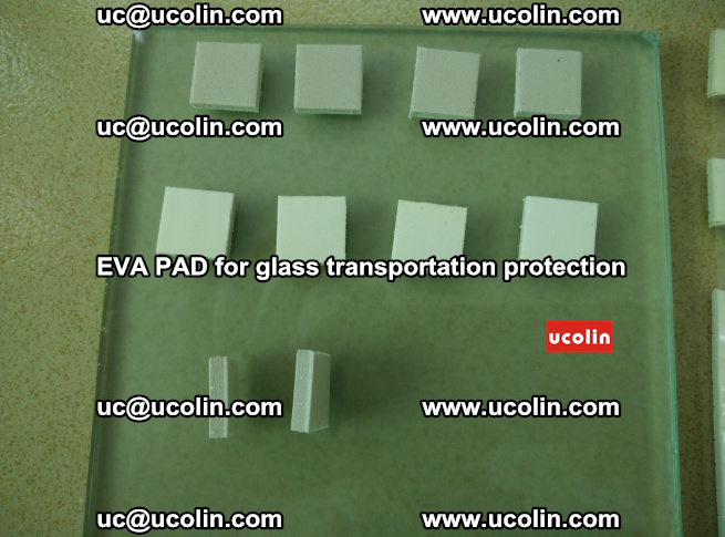 EVA PAD for safety laminated glass transportation protection (33)