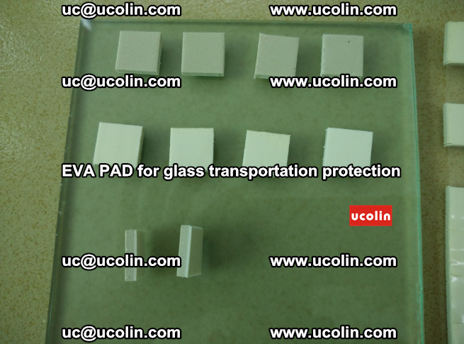 EVA PAD for safety laminated glass transportation protection (34)