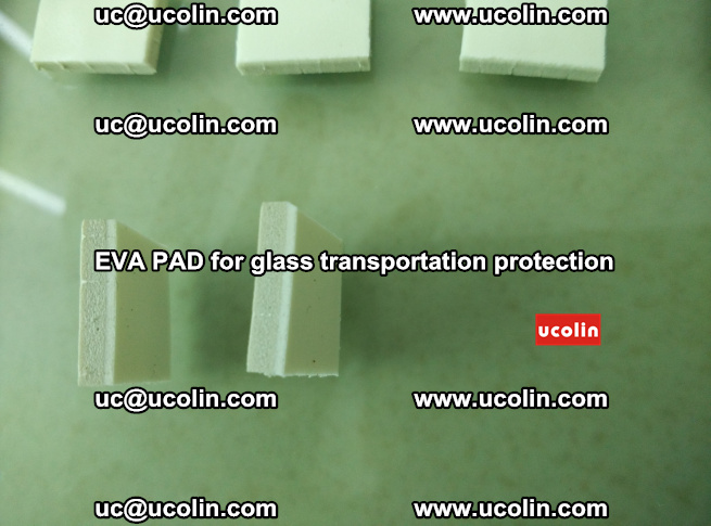 EVA PAD for safety laminated glass transportation protection (41)