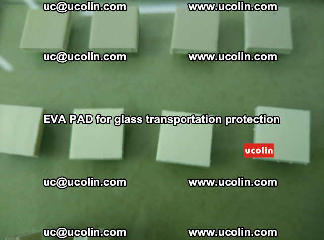 EVA PAD for safety laminated glass transportation protection (51)