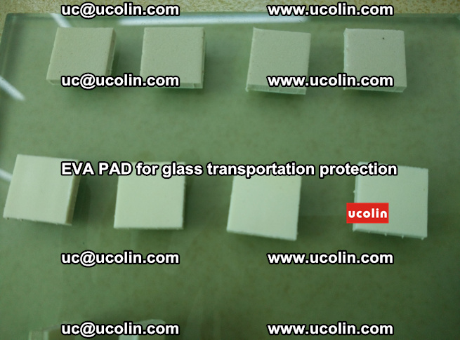 EVA PAD for safety laminated glass transportation protection (53)
