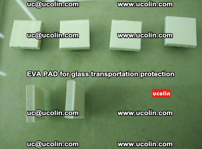 EVA PAD for safety laminated glass transportation protection (68)