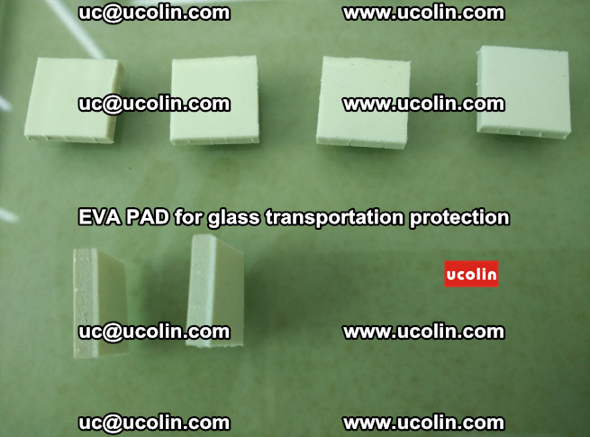 EVA PAD for safety laminated glass transportation protection (69)