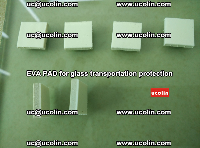 EVA PAD for safety laminated glass transportation protection (72)