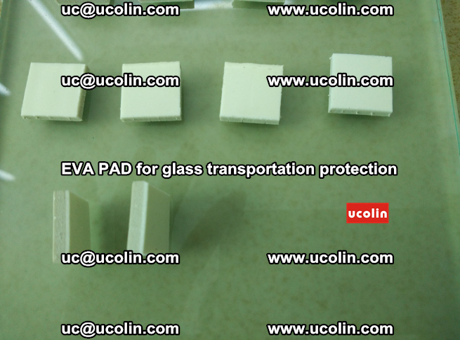 EVA PAD for safety laminated glass transportation protection (88)