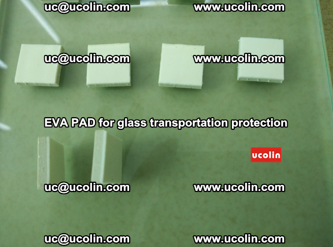 EVA PAD for safety laminated glass transportation protection (89)