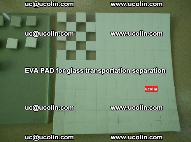 EVA PAD for safety laminated glass transportation separation (11)