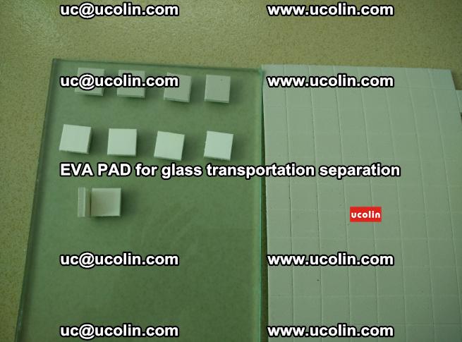 EVA PAD for safety laminated glass transportation separation (29)