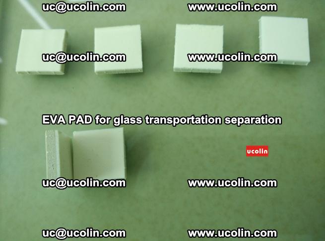 EVA PAD for safety laminated glass transportation separation (35)