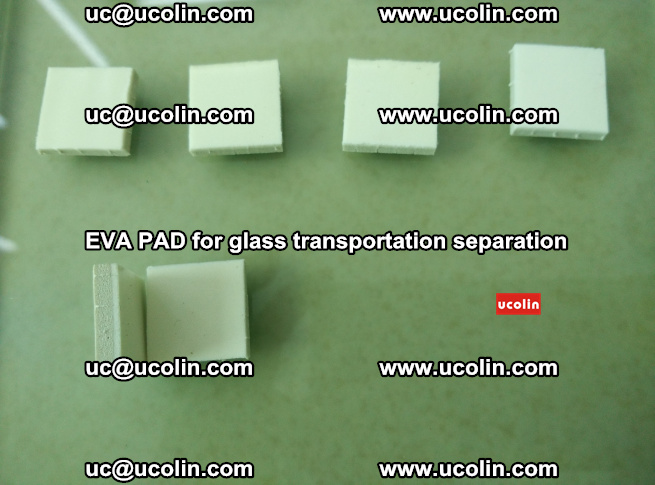 EVA PAD for safety laminated glass transportation separation (40)