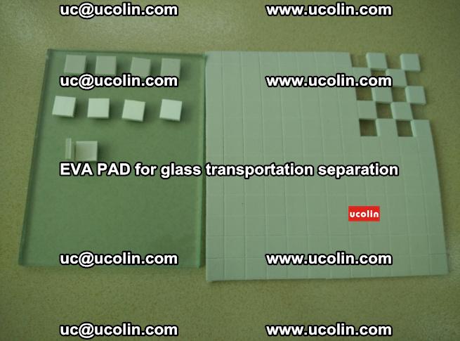 EVA PAD for safety laminated glass transportation separation (53)