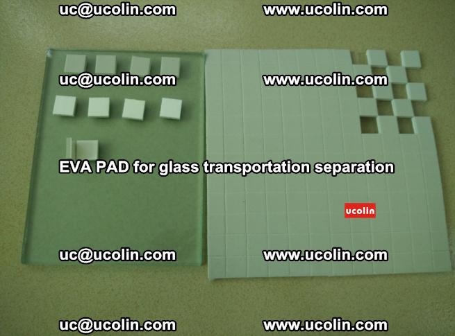 EVA PAD for safety laminated glass transportation separation (55)