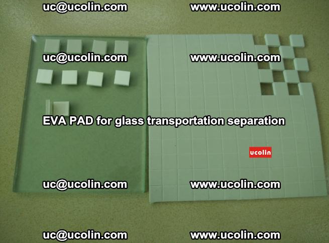 EVA PAD for safety laminated glass transportation separation (60)