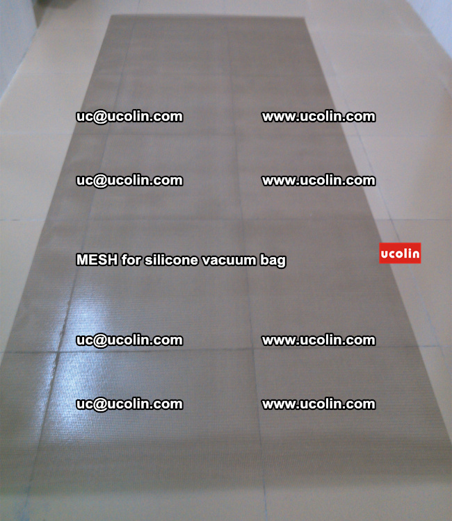 MESH for silicone vacuum bag in laminated safety glazing (18)